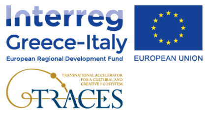Interreg Traces Logo